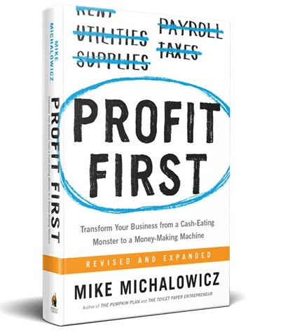 Make your profit a priority. Download the Profit First core chapters for free.