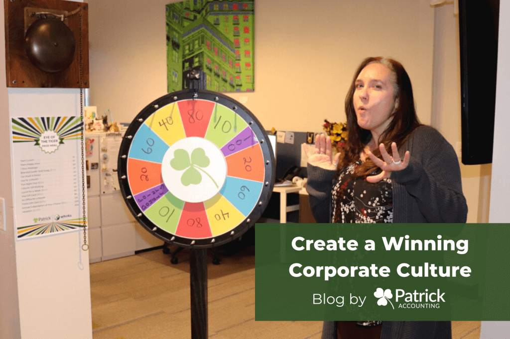 create a winning corporate culture