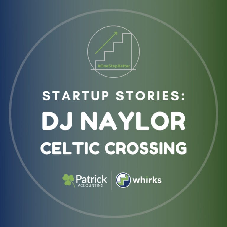 Startup Stories: DJ Naylor of Celtic Crossing