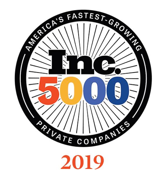 Inc 5000 2019